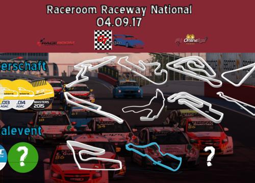 [PC R3E S2 17] SE1 Raceroom Raceway National WTCC