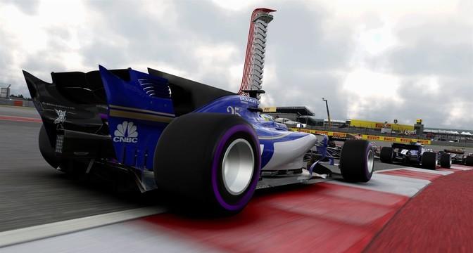F1 2017 Screenshot