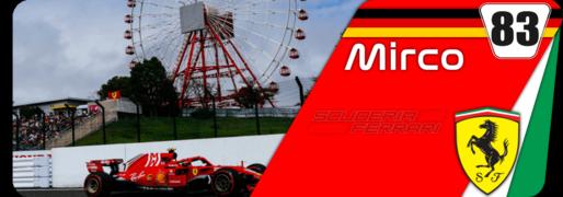 Ferrari made by F1-Wichtel