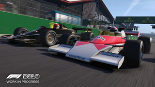 F1 2018 is Coming