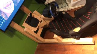 Racing-Seat selfmade 2/2