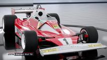 F1 2018 Classic Cars
