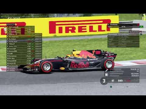 PS4 SIM-Liga  - Ungarn GP