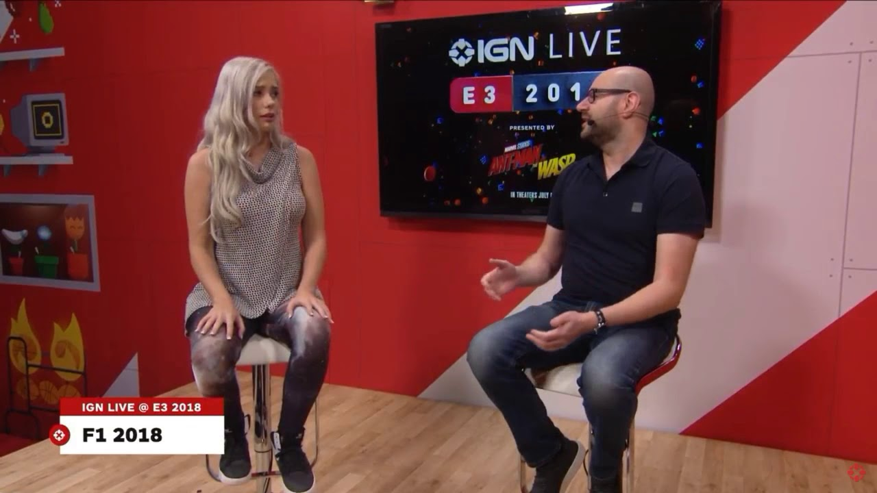 Highlight: E3 F1 2018