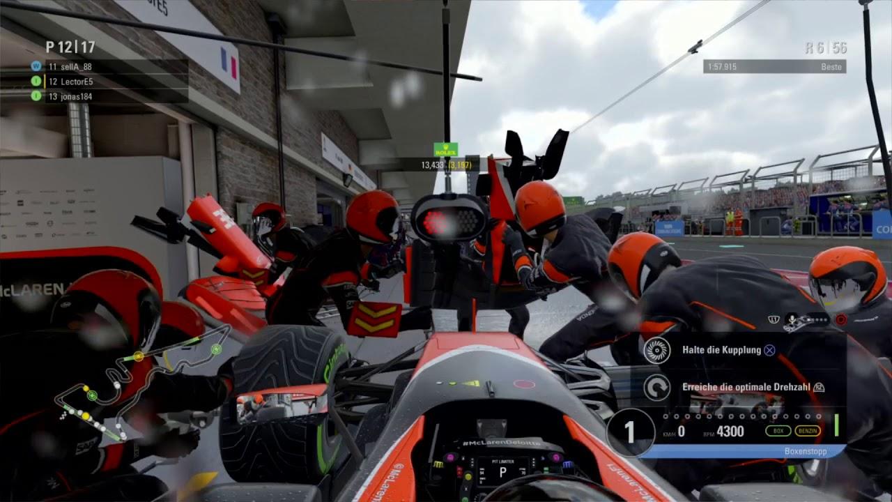 F1-onlineliga FH1 USA,Austin