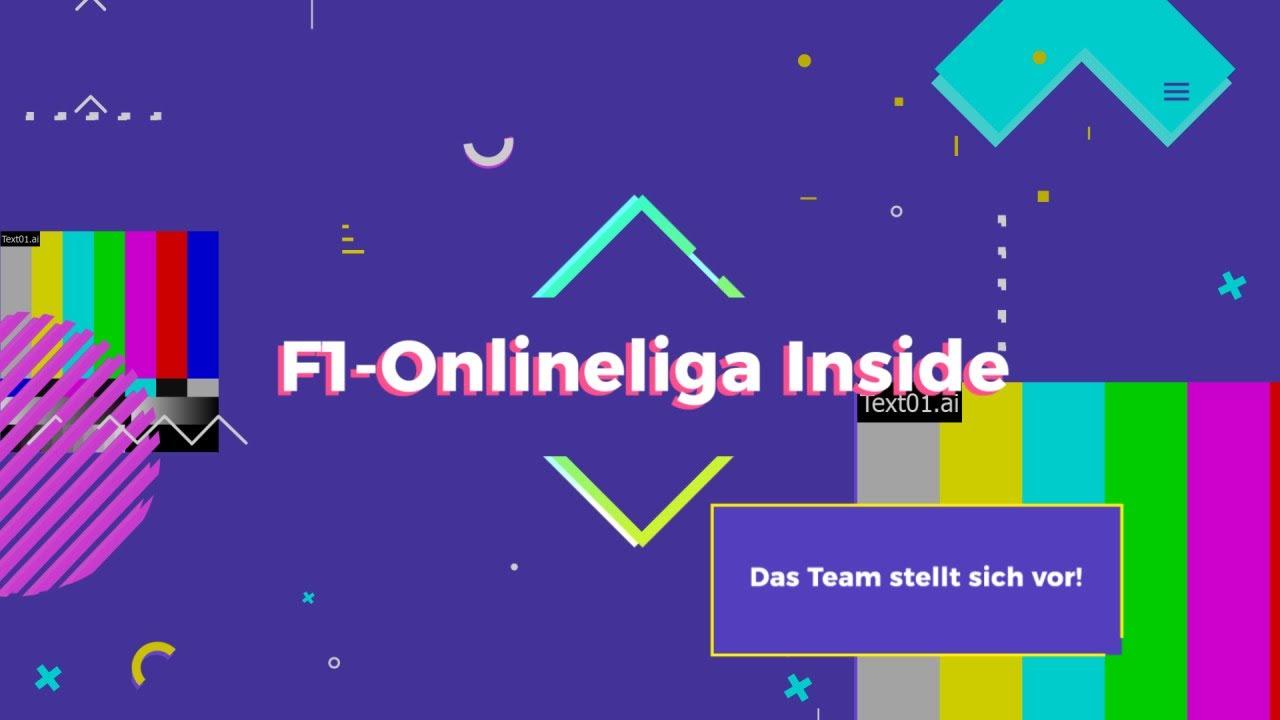 F1-Onlineliga Inside Trailer