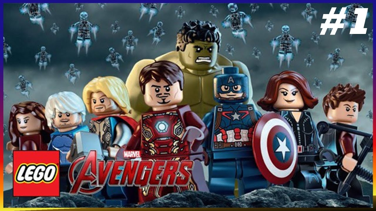 🛑Livestream//🎮Die Avengers sind zurück #1🎮 Lego Marvel´s Avengers (Deutsch/HD/PS4)