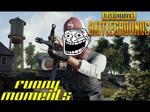 PlayerUnknown's Battlegrounds ★ Funny Moments #1 (PUBG Funny Moments Montage)