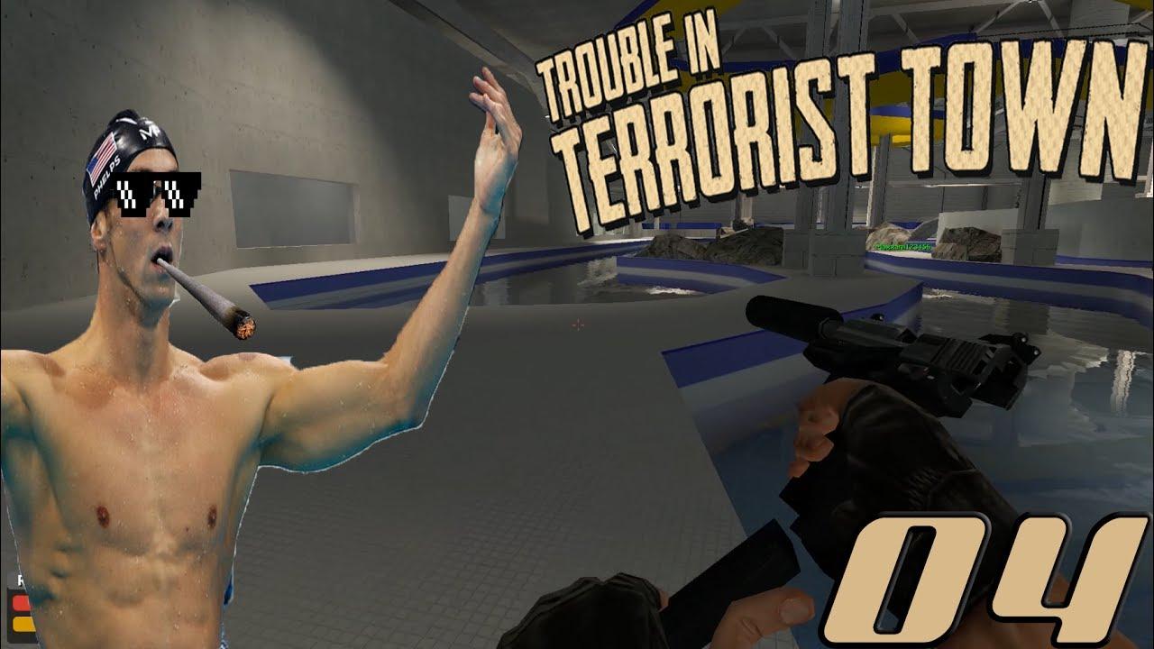 Pool Party mit Verrätern!! #04 ★ Trouble in Terrorist Town [Garry's Mod]