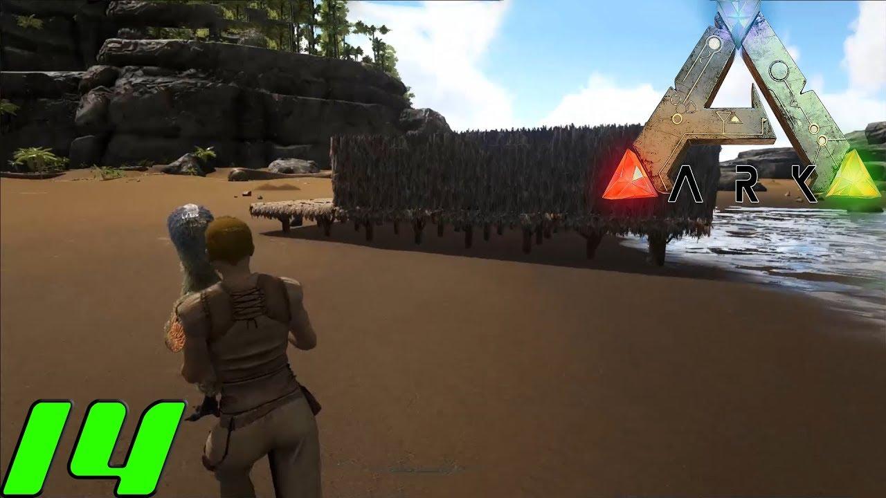 Willkommen in der KLEPTOMANEN BAY!! #14 ★ ARK Survival Evolved
