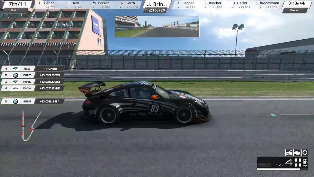 Race Room Nürburgring/Germany 16min