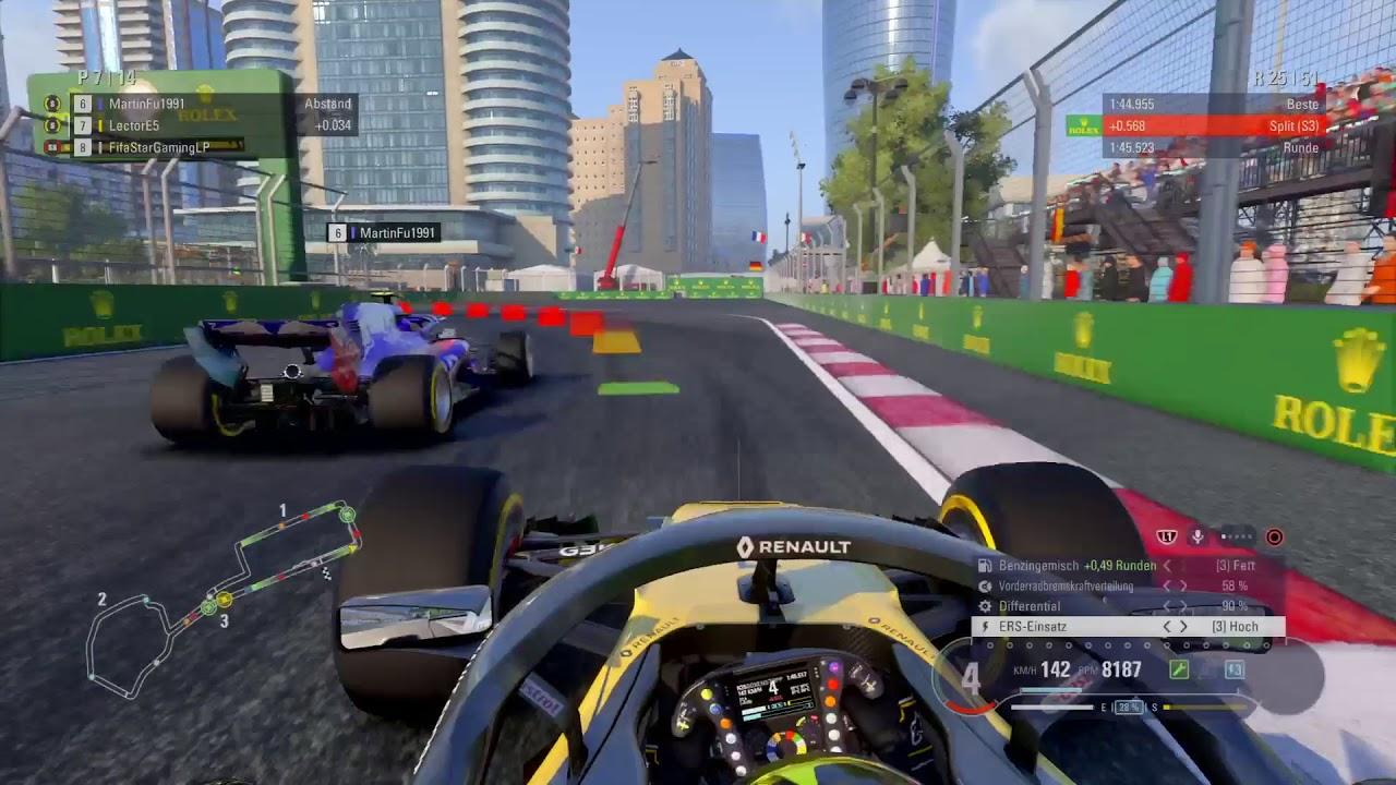 F1-onlineliga.com FH2 baku