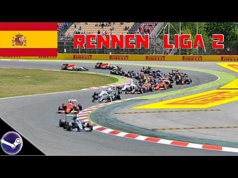 F1 2018 🎮 Spanien GP (Rennen) 🏎  F1-Onlineliga PC Liga 2 [Livestream]