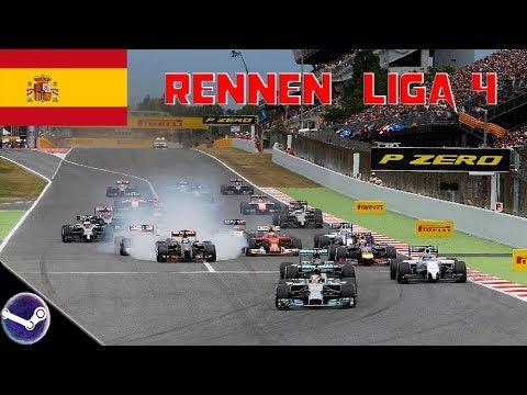 F1 2018 🎮 Spanien GP (Rennen) 🏎  F1-Onlineliga PC Liga 4 [Livestream]