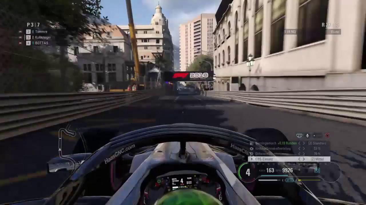 PS4 Koopmeisterschaft Monaco GP 50% Hass Power Kulli