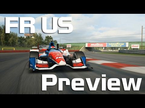 RaceRoom Racing Experience - Formula RaceRoom U.S Preview
