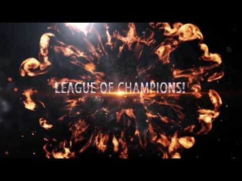 LEAGUE OF CHAMPIONS Trailer
