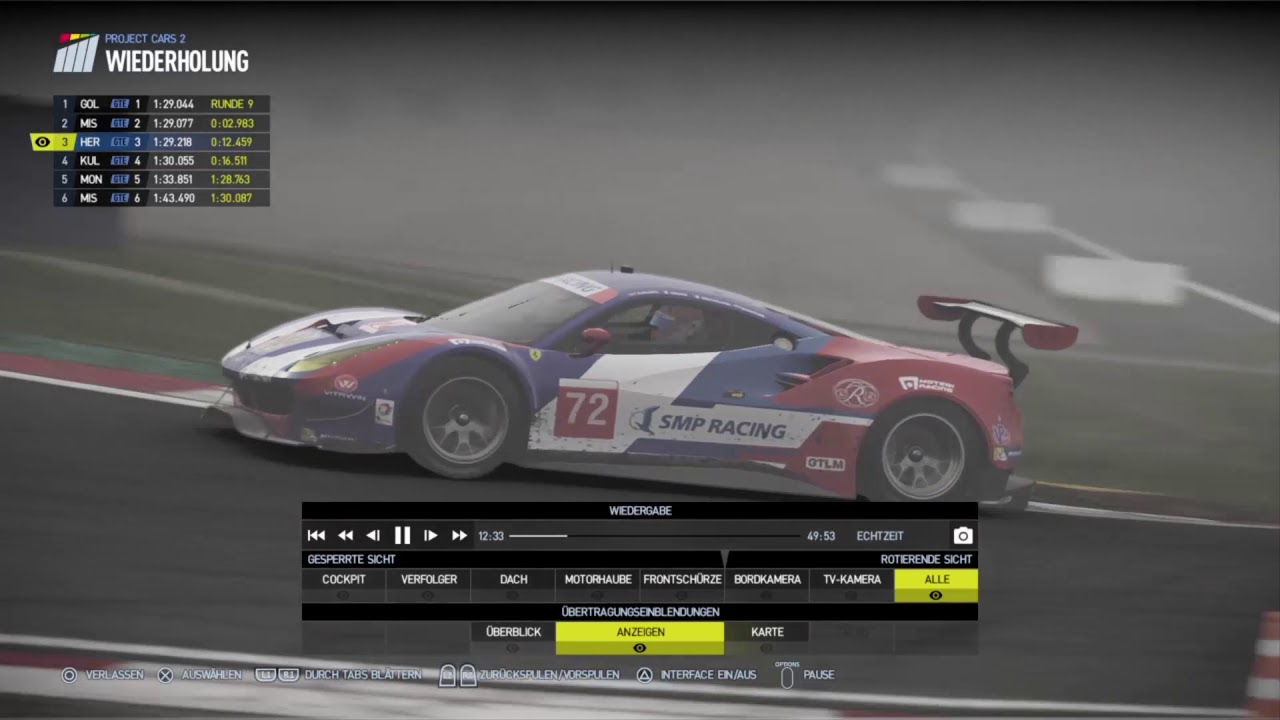 HIGHLIGHTS | Red Bull Ring GP | Project Cars 2 [PS4] (Runde 4)