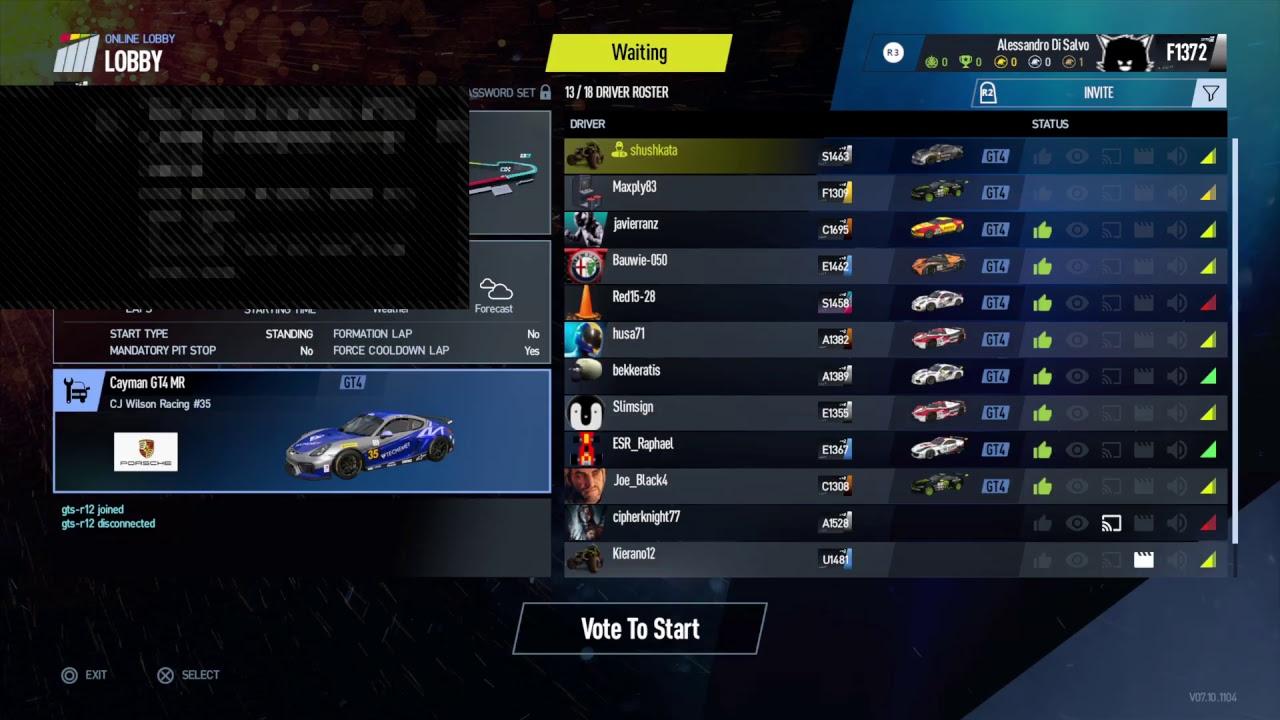 Gavra Racing Pre-season race GT4 Nürburgring Sprint