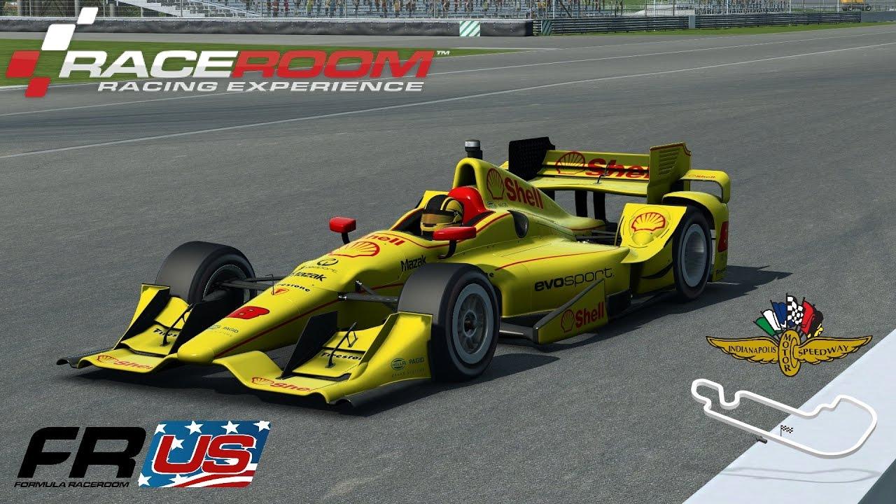 RaceRoom Racing Experience - Formula RaceRoom US @Indianapolis GP