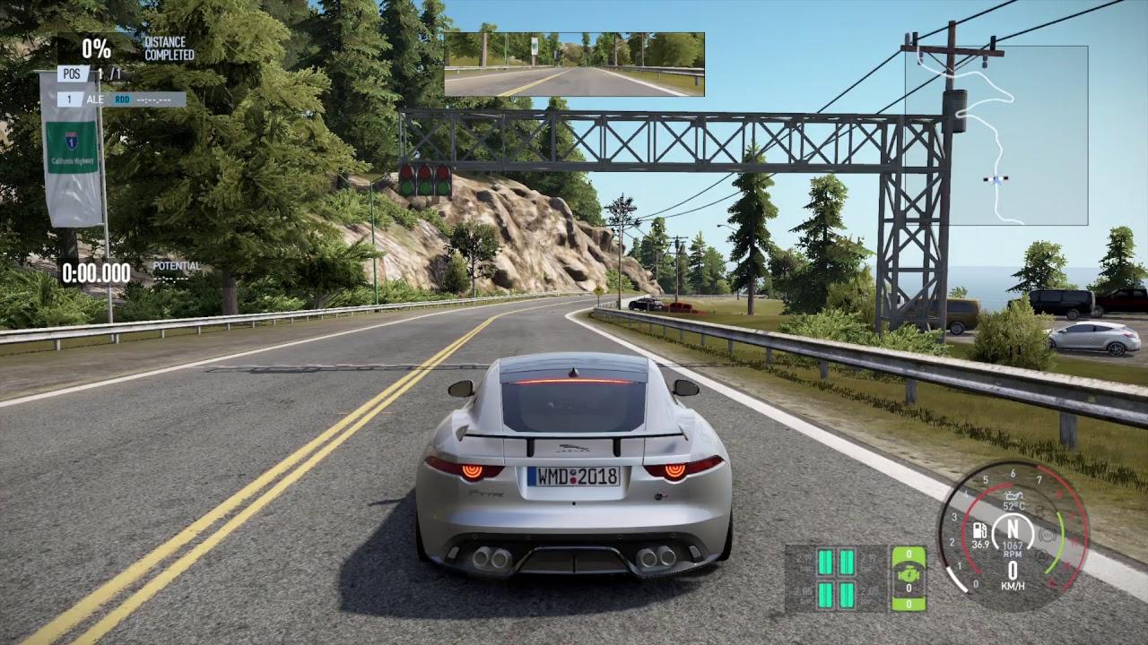 Jaguar F-Type Project Cars 2