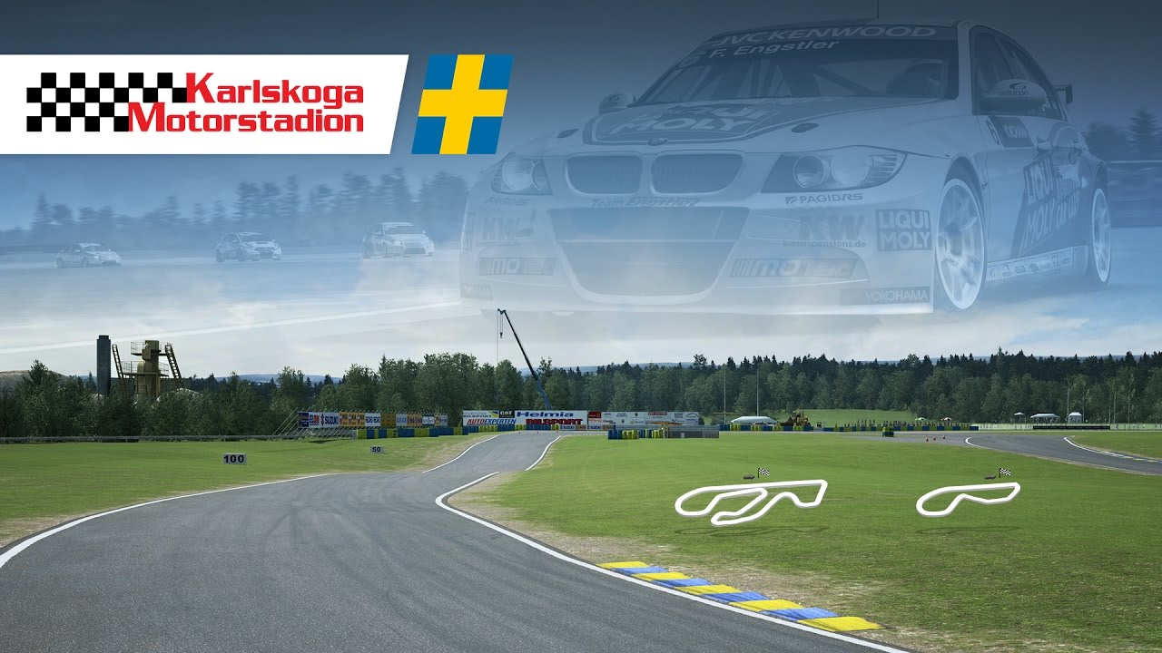 RaceRoom | Karlskoga - now available
