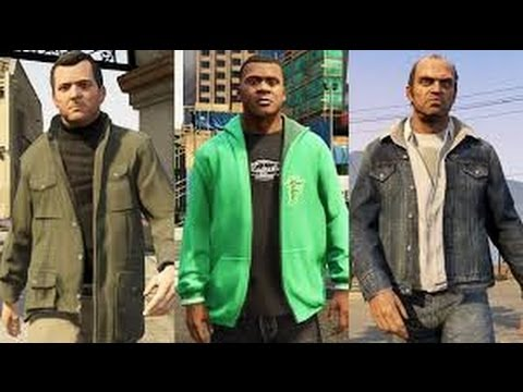 GTA V Die Story/ #077 Chemie Labor (Let's Play)