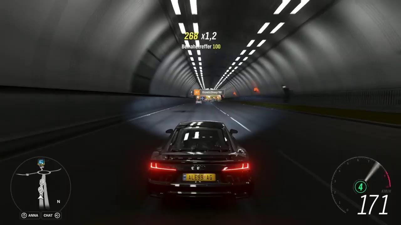 Insane sounding Audi R8 Forza Horizon 4