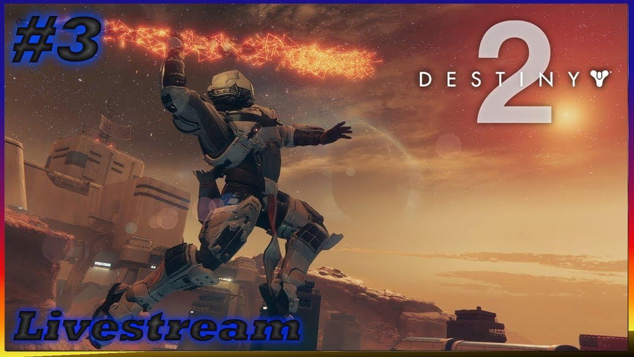 🛑Livestream//🌑Auf der Titan Welt #3🌑/Destiny 2 //🎮(Deutsch/HD/PS4)