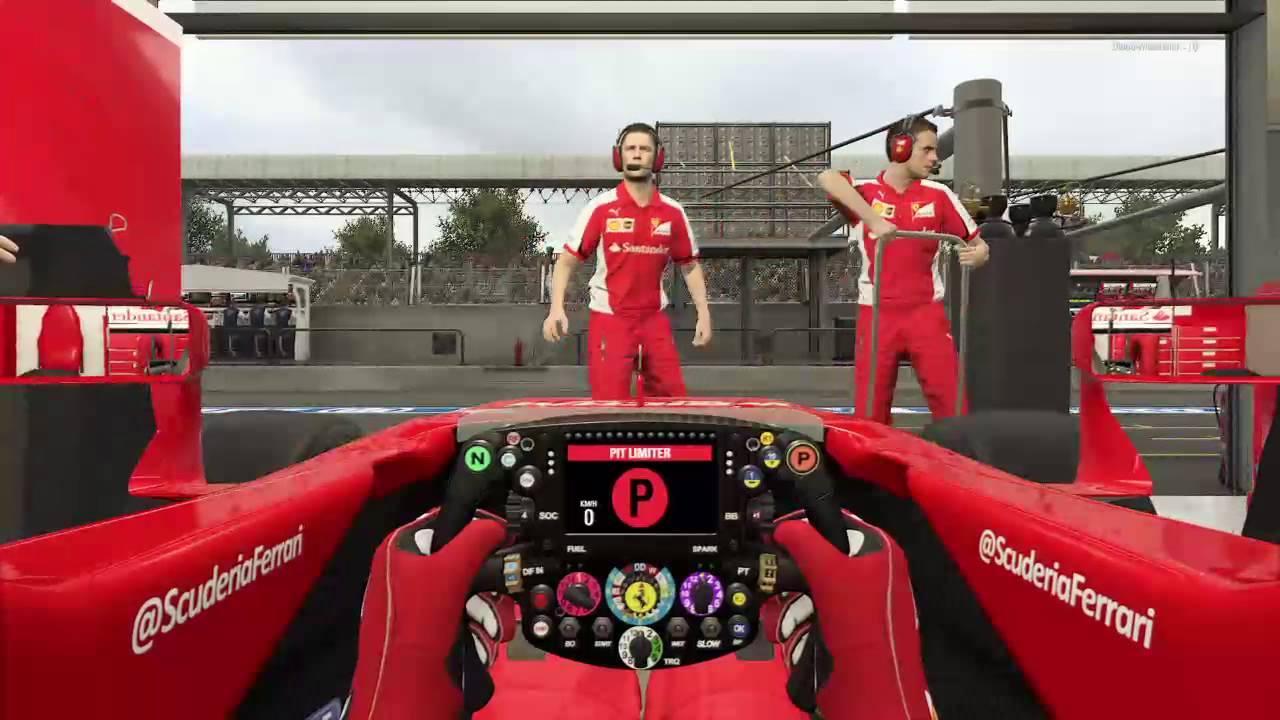 ",,F1 Onlineliga"" Italien (Deutsch)"