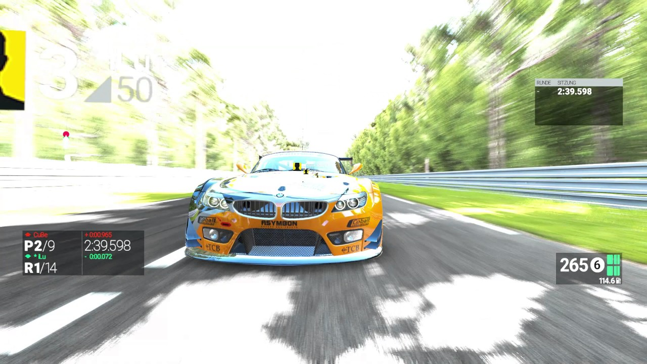 pcars - Circuit des 24 Heures du Mans   Ligarennen
