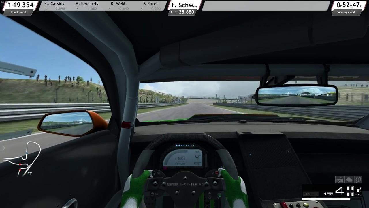 Raceroom   Zandvoort - GT3 Camaro    Hotlap