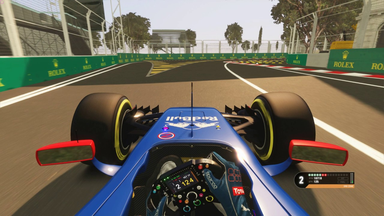 AssettoCorsa Baku Track F1 2017 + Download Link