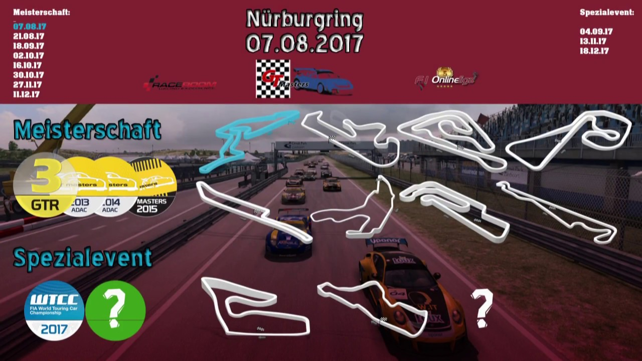 F1-Onlineliga.com | R3E S2 17 | Nürburgring 1 Runde