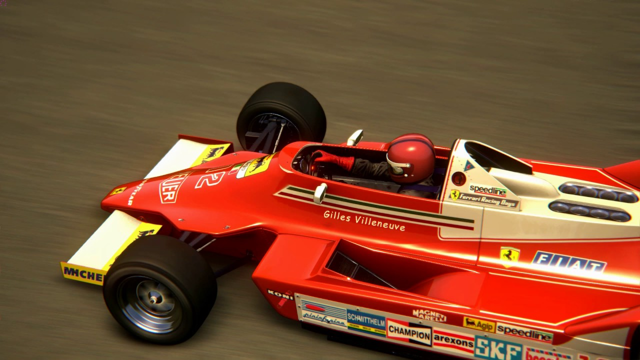 Assetto Corsa Classic Ferrari 79_Österreichring 79 Track + Download Link