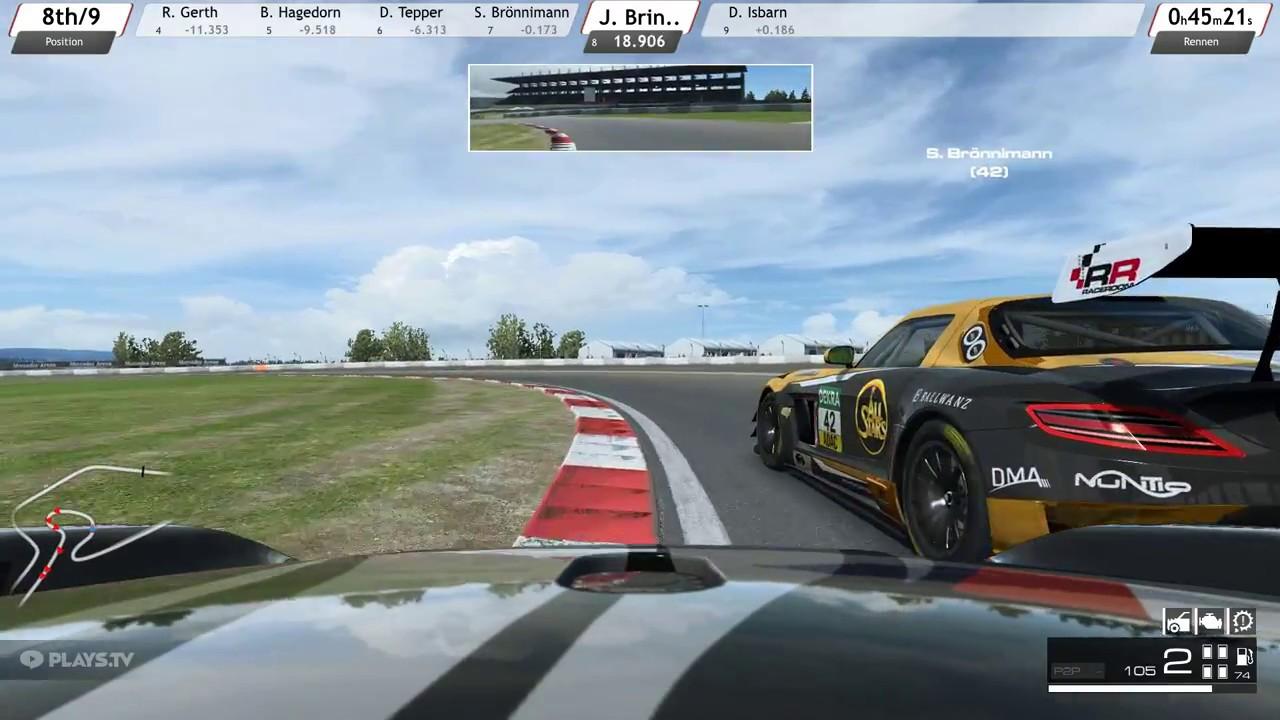 RaceRoom Nürburgring/Germany 50min [S02R01]