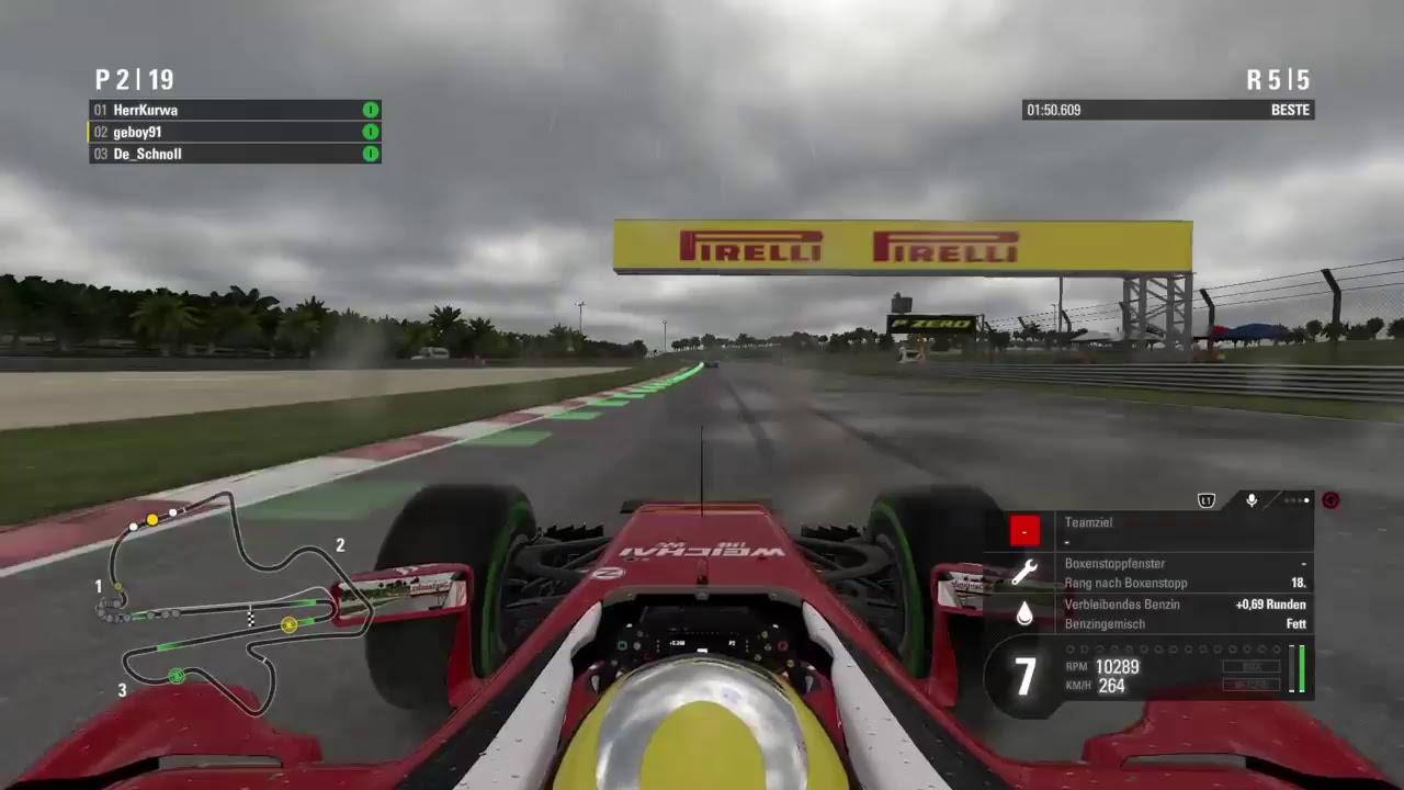 F1 Just for Fun Meisterschaft