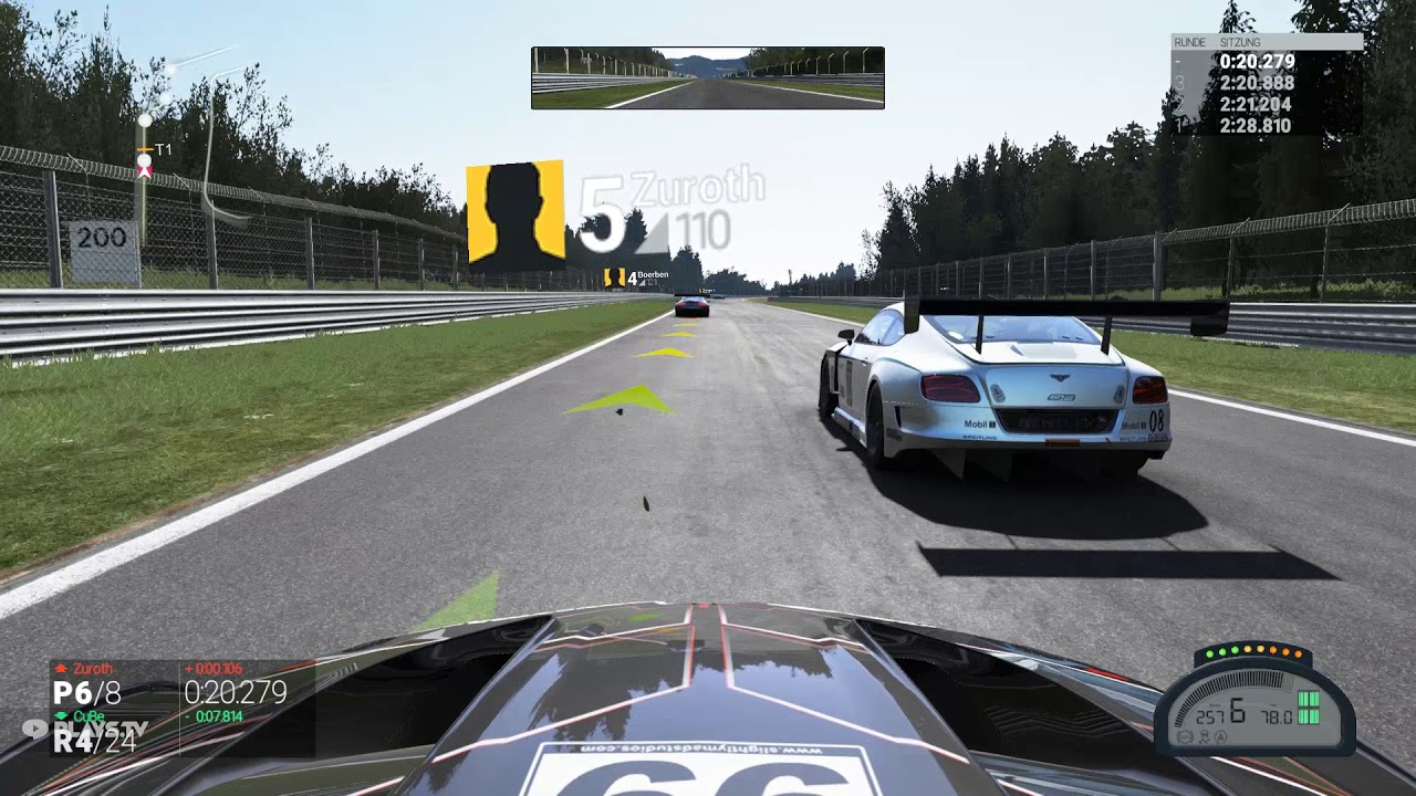 Project CARS Spa-Francorchamps/Belgium [S05R05]