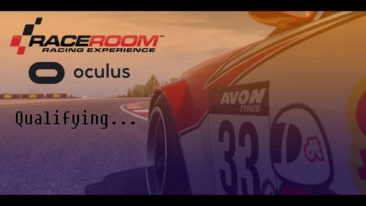 Raceroom - Slovakia Ring *Hotlap / VR-Oculus Rift