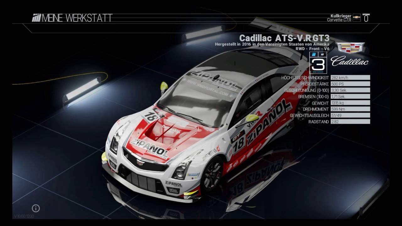 Project Cars Saison 2 Info