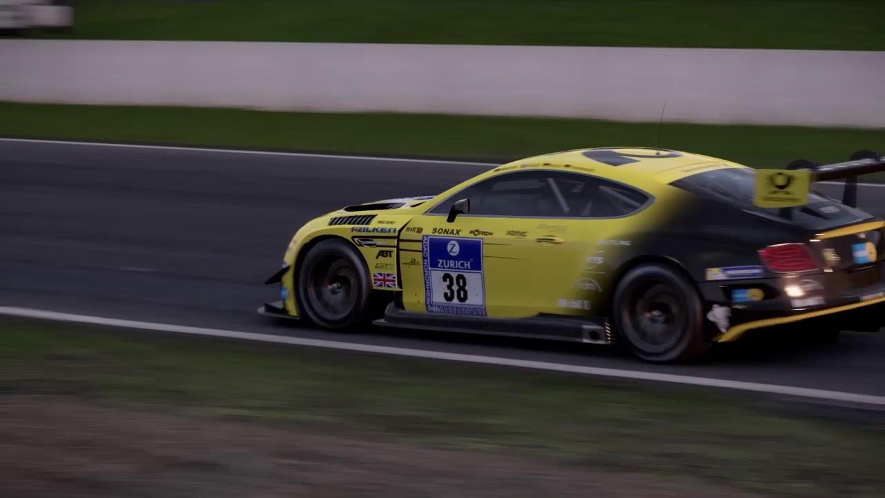 PCars 2 TSR GT Meisterschaft Oschersleben A Course