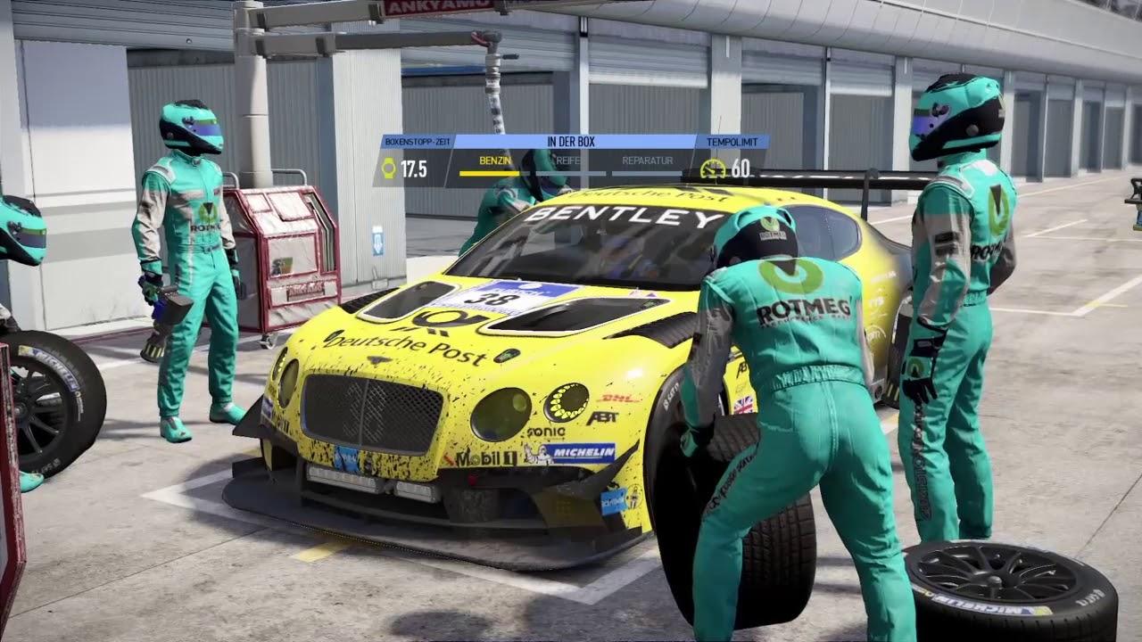 PROJECT CARS 2/ Rennen 3 Autodromo Monza GP