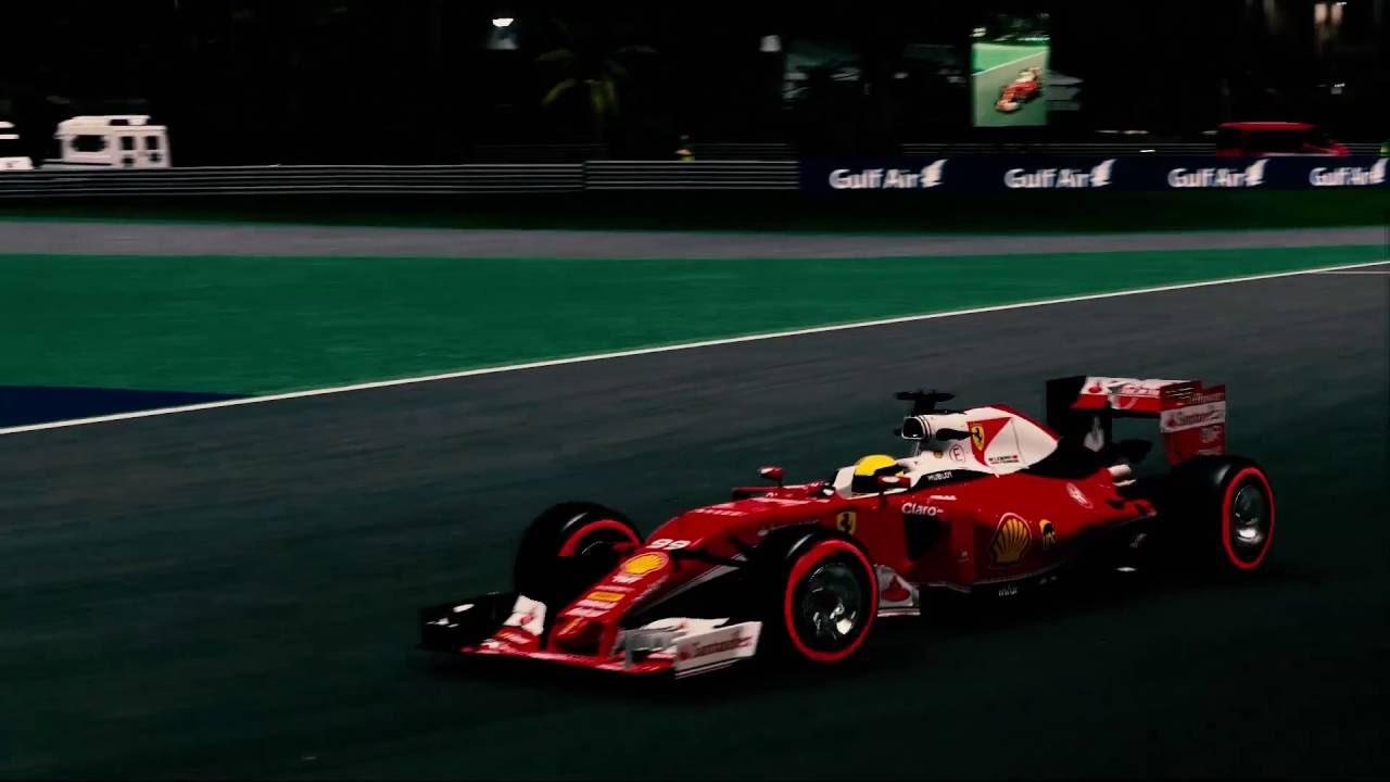F1 2016 | Bahrain  | Ferrari-SF16H | Teaser